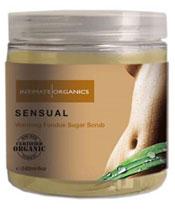 Intimate Organics Warming Fondue Body Scrub