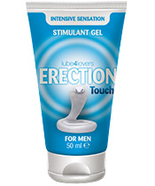 Lube4lovers Erection Touch