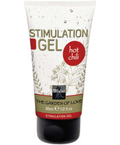 Shiatsu Stimulation Gel